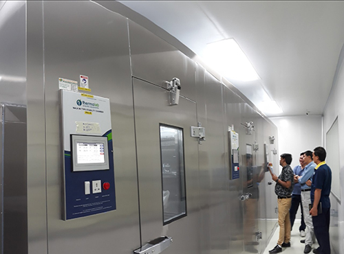 Thermolab stability chamber vn01